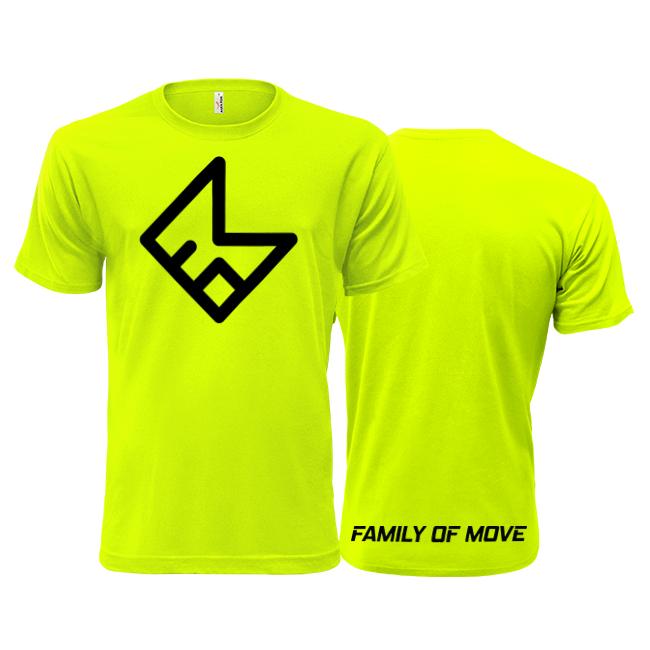 4d34c73710be Limetkově zelené triko classic - basic - E-SHOP FAMILY OF MOVE